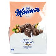 Manner - Hazelnut Mignon 400g