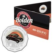 RA Mint - Holden Heritage 48-215 (FX) 2016 50 Cent Coin Pack