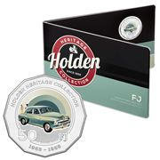 RA Mint - Holden Heritage FJ 50 Cent Coin Pack