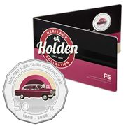 RA Mint - Holden Heritage FE 50 Cent Coin Pack