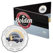 RA Mint - Holden Heritage EH 2016 50 Cent Coin Pack