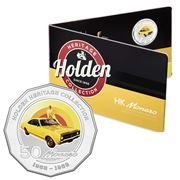 RA Mint - Holden Heritage HK Monaro 50 Cent Coin Pack