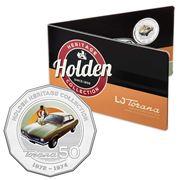 RA Mint - Holden Heritage LJ Torana 50 Cent Coin Pack