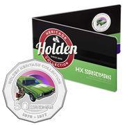 RA Mint - Holden Heritage HX Sandman 50 Cent Coin Pack