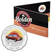 RA Mint - Holden Heritage VC Commodore 50 Cent Coin Pack