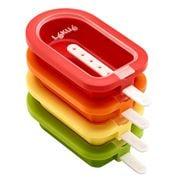 Lekue - Mini Stackable Popsicle Moulds Set 4pce