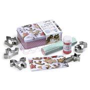 Lekue - Princess Cookie Cutter Kit