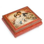 Ercolano - A Token Of Love Musical Jewellery Box