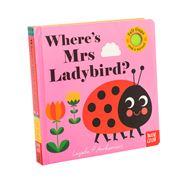 Book - Where's Mrs Ladybird?