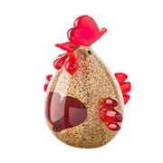Zibo - Chook Heart Ornament