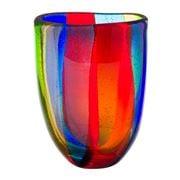 Zibo - Toffee Glass Vase