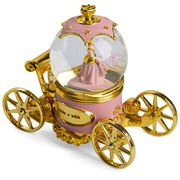 The Russell Collection - Princess Musical Coach Pink