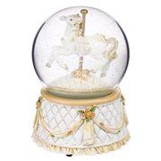 Gibson Baby - Elegant Ivory Musical Waterball