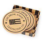 Lexington - Paper Coaster Set 6pce