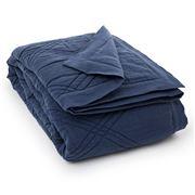 Lexington - Quilted Bedspread Blue 260x240cm