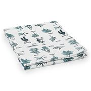 Lexington - Herb Tablecloth White 150x250cm