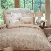 Davinci - Antoinette Gold Queen Quilt Cover Set