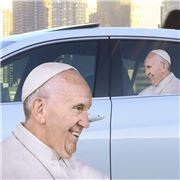 Thumbs Up - Ride With The Pope