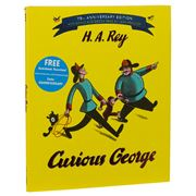 Book - Curious George 75th Anniversary Edition