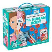 Sassi - Travel Learn & Explore Human Body Puzzle