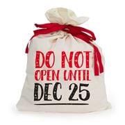AT - Santa Sack Do Not Open
