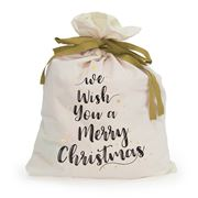 AT - Santa Sack We Wish You