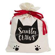 AT - Pet Santa Sack Santa Claws