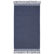 Sheridan - Casey Beach Towel Washed Indigo