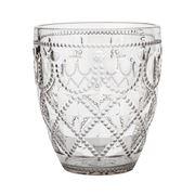 Baci Milano - Neo Barocco Water Glass Silver