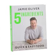 Book - 5 Ingredients - Quick & Easy Food