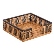 The Outdoor Dept - Woven Napkin Holder Natural