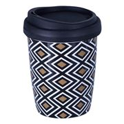 Avanti - Go Mug Geotalics Diamonds