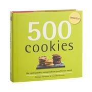 Book - 500 Cookies