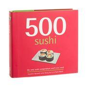 Book - 500 Sushi