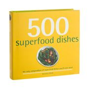 Book - 500 Superfood Dishes