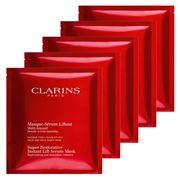 Clarins - SR Inst Lft Serum Mask 5pcs