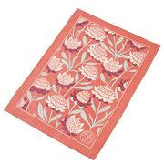 Stephanie Alexander - Waratah Tea Towel Red