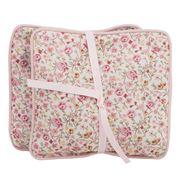 Pilbeam - Vintage Rose Fabric Scented Sachet Set 2pce
