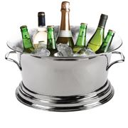 OneWorld - Nickel Wine Cooler Tub