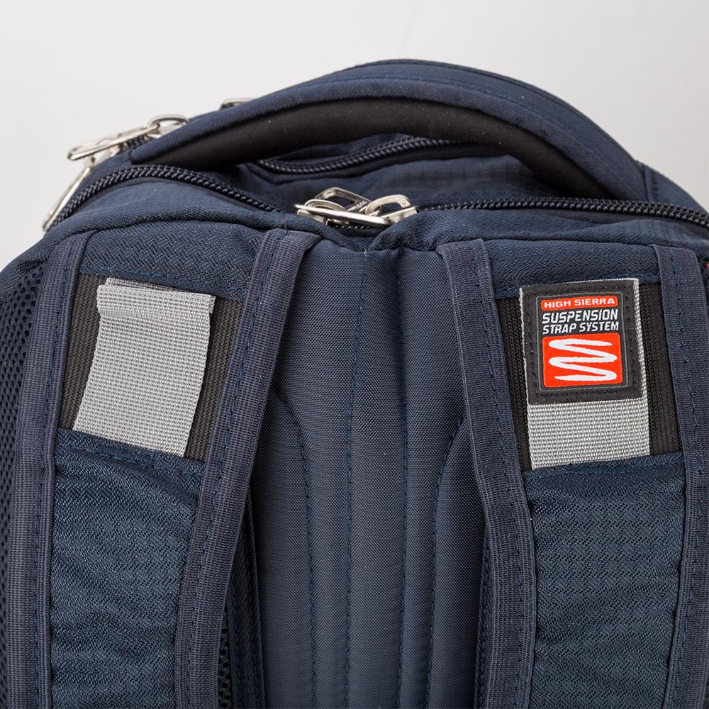 NEW-High-Sierra-Tephra-Backpack-Midnight-Blue thumbnail 4