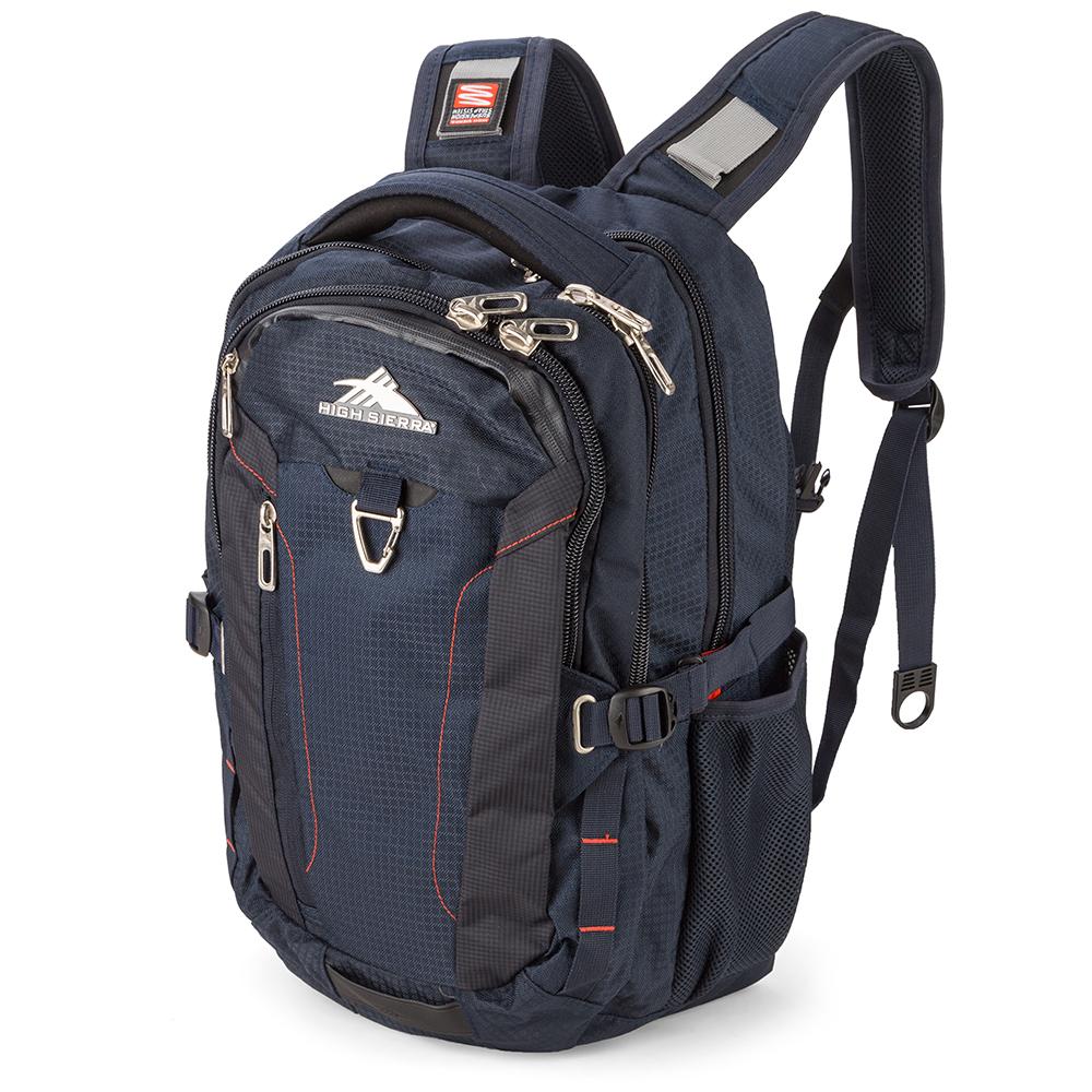 NEW-High-Sierra-Tephra-Backpack-Midnight-Blue