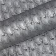 Vandoros - Silver Feather 76cm x 2.5M