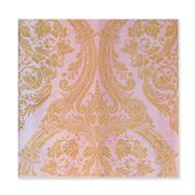 IHR - Mirabeau Rose/Gold Lunch Napkins 20pk
