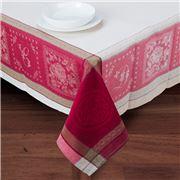 L'Ensoleillade - Monogramme Ecru Treated T-Cloth 200x160cm