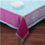 L'Ensoleillade - Prestige Turq Tablecloth Coated 350x160cm