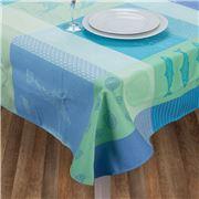 L'Ensoleillade - Dolce Vita Bleu Treated T/Cloth 220x180cm