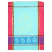 L'Ensoleillade - Caprice Turquoise Tea Towel