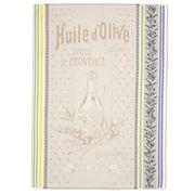 L'Ensoleillade - Tea Towel Huile D'olive Saveur De Provence