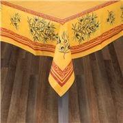 L'Ensoleillade - Safran Coated Tablecloth 200x155cm