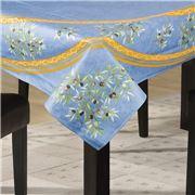L'Ensoleillade - Clos des Oliviers Bleu Tablecloth 250x155cm